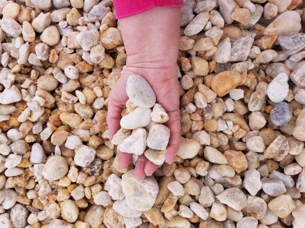 3-4 pearl stone