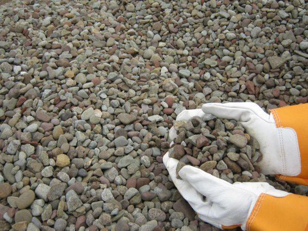 "stone pocono blend 3/4"""
